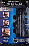 New! MicroTouch SOLO Hyper-Advanced Smart Razor - As Seen On TV Micro Touch Shaver and Trimmer