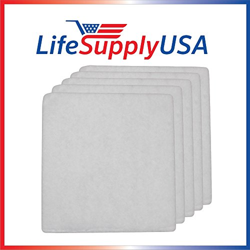 5 Pack LifeSupplyUSA Aftermarket Replacement Pre-Filter P...