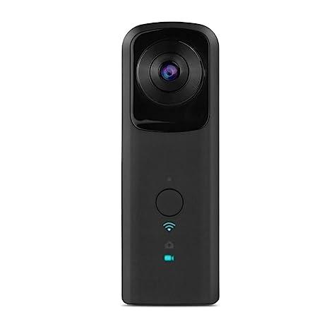 Yuntab Mini VR 360° Cámara Panorámica - Doble 210° Gran Angular Lentes de Ojo