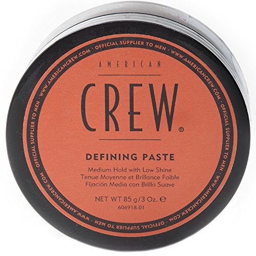 American Crew Classic Defining Paste, 3oz Pack of 2 (American Crew Paste)