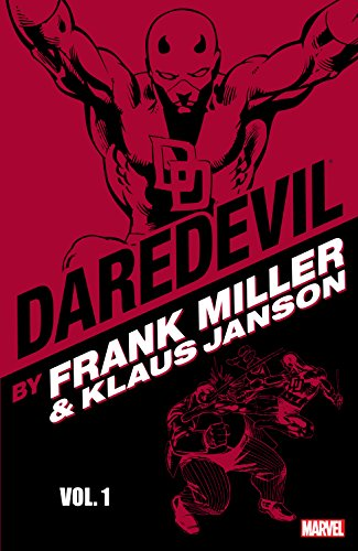 Daredevil by Frank Miller and Klaus Janson Vol. 1 (Daredevil (1964-1998)) - Dc Entertainment Comic Books