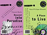 img - for Descent Into Paradise and A Place to Live (Single Voice) book / textbook / text book