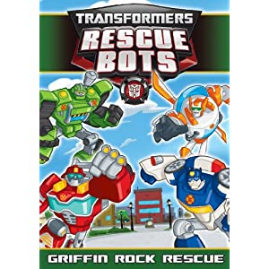 Transformers Rescue Bots: Griffin Rock Rescue (2013)