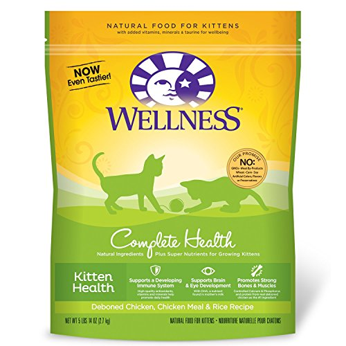Wellness-Complete-Health-Natural-Dry-Cat-Food-Kitten-Health-Recipe-59-Pound-Bag