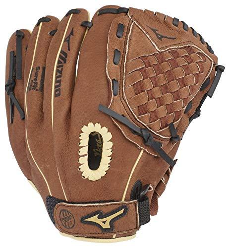 "Mizuno GPP1100Y3 Prospect Series PowerClose Baseball Gloves, 11"", Right Hand Throw"