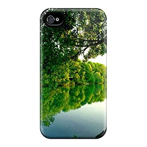 Iphone High Quality Cases/ River Reflections MlM10588ZDDt Cases Covers For Iphone 6