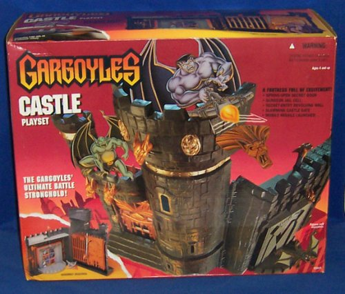 Gargoyles Castle Playset