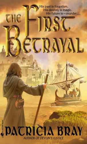 book cover of The First Betrayal