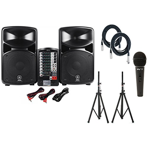 Yamaha STAGEPAS 600I Portable Microphone