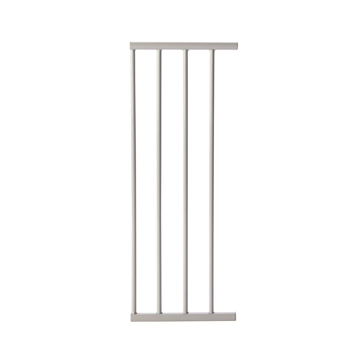 North States 4-Bar Extension for Arched Auto-Close Baby Gate with Easy-Step: Add one extension for a gate up to 49.13'' wide (Adds 10.75'' width, Gray) by North States