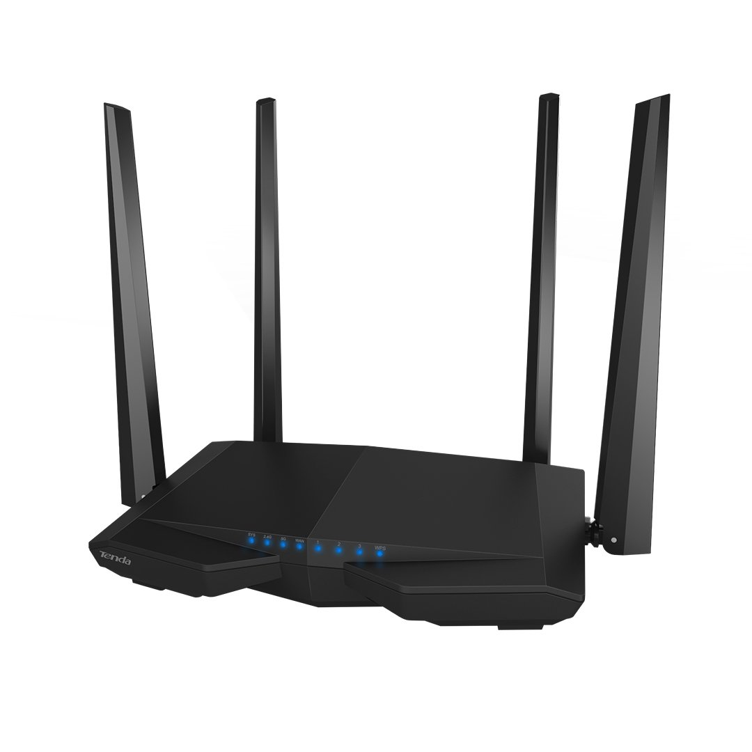 Tenda AC1200 Wireless Wi-Fi Smart Router (AC6)