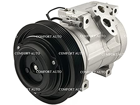 Amazon.com: 2003 2004 2005 2006 2007 2008 Toyota Matrix 1.8L New A/C AC Compressor with Clutch 1 Year Warranty: Automotive