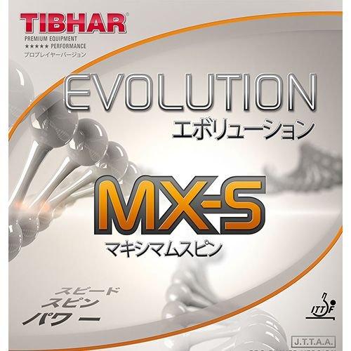 Tibhar Evolution MX-S, 2,1 mm, black B00VNXUWUG