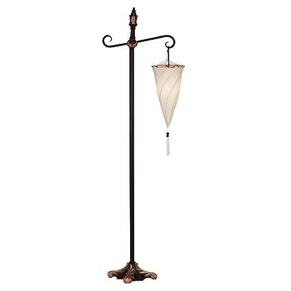 Attractive SPIRAL HANGING FLOOR LAMP