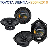 Toyota Sienna 2004-2010 Factory Speaker Upgrade Harmony (2) R65 Package New