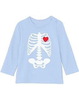 Green Turtle T-Shirts Halloween déguisement - Squelette Coeur Rayon X - bébé  T- 19c3ef911ba