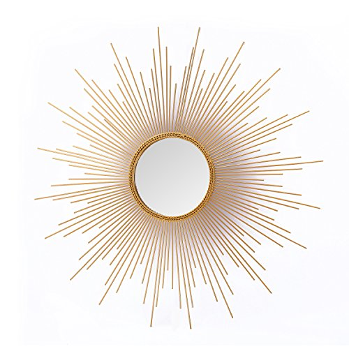 Asense Home Collection Sunburst Mirror