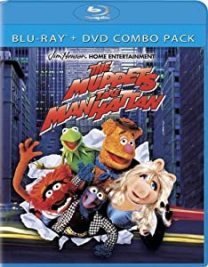 The Muppets Take Manhattan Two-disc Blu-raydvd Combo by Sony Pictures Home Entertainment