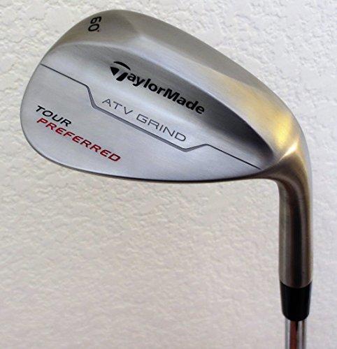 メンズテーラーメイドTour Preferred Forged LobウェッジゴルフクラブL 60° KBSスチールTaylor Made