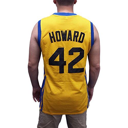- Scott Howard #42 Beavers Basketball Jersey Teen Wolf Costume Movie Werewolf