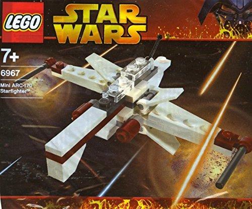 LEGO Star Wars 6967: Mini ARC-170 Starfighter