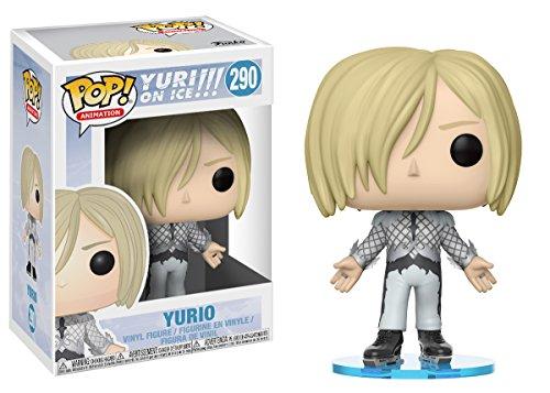 Funko POP Anime: Yuri on Ice Yurio (Skate-Wear) Collectible Vinyl Figure