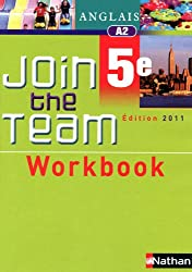 Workbook Join the Team 5e