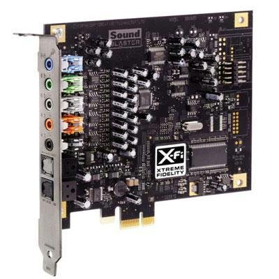 Amazon.com: PCIe Sound Blaster X-Fi Var Pk: Computers ...