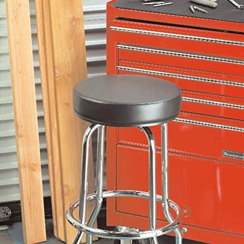 Torin Big Red Swivel Bar Stool Black Shop Seat