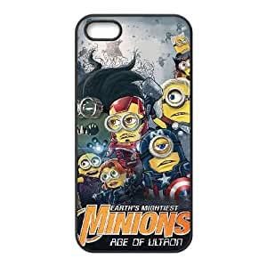 Avengers Age Of Ultron iPhone 4 4s Cell Phone Case Black PhoneAccessory LSX_764001