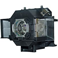 OEM Epson ELPLP43 / V13H010L43 Projector Lamp for the EMP-TWD10, EMPTWD10, and MOVIEMATE 72 Projectors