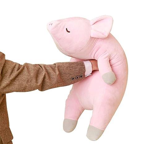 Juguete de peluche de cerdo con relleno de animal, para ...
