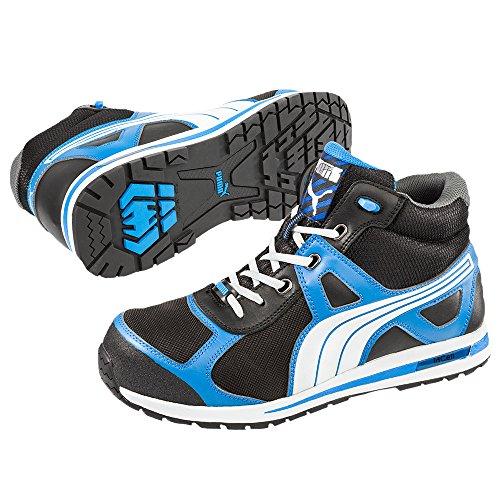 Chaussures S1p Aerial Mid 46 De Hro Src Sécurité 46 633150 Abus Taille wqFE0t0