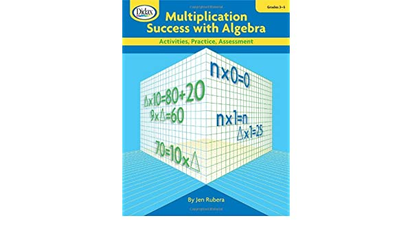 Multiplication Success with Algebra: Activities, Practice ...