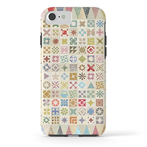 Society6 Jane's Addiction To Quilting Tough Case iPhone 7