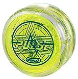 Pulse Duncan Yellow LED Light Up Yo Yo New Version