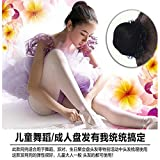 Children's Day dance dance dedicated hairnet hair net refreshing dish made invisible career head flower hair ornaments show tie for women girl lady