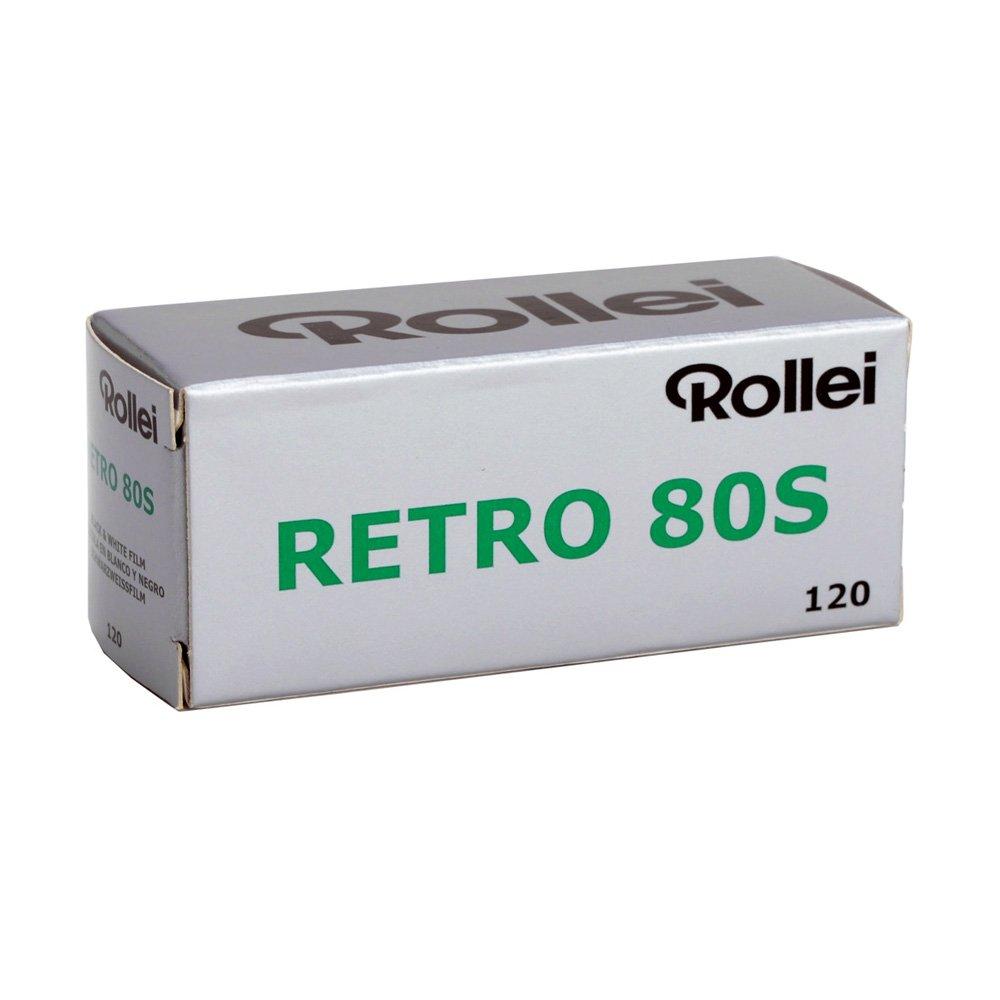 Rollei Retro Black & White 400S 500 ISO, 35mm, 36 Exposure 8124006