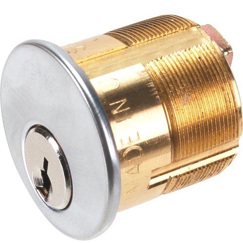 DETEX CORPORATION Emergency Exit Alarm Cylinder Lock with Keys 102281-7