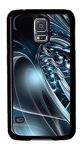 Samsung Galaxy S5 3D Abstract Hd PC Custom Samsung Galaxy S5 Case Cover Black