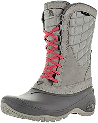 5f0c24a54 The North Face Thermoball Utility Boot - Women's Dove Grey/Calypso ...