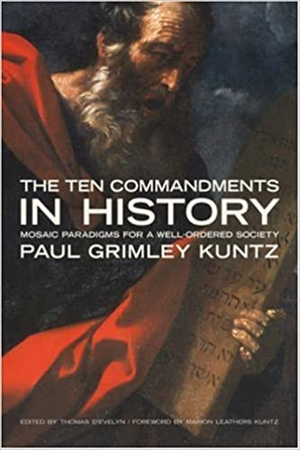 Les nye bøker online gratis, ikke nedlasting The Ten Commandments in History: Mosaic Paradigms for a Well-Ordered Society (Emory University Studies in Law and Religion) B007PUZZ2G PDF