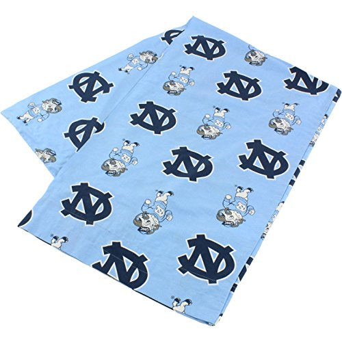 College Covers North Carolina Tar Heels Pillowcase Only-Body Pillow, 20