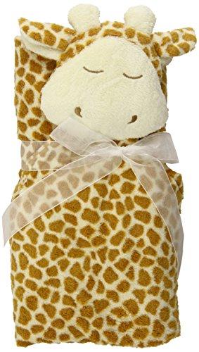 Angel Dear Napping Blanket, Brown Giraffe