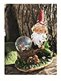 Cheap Solar Garden Gnome Statue – Indoor or Outdoor Gnome Statue Decor Gift with Lights