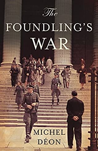 book cover of The Foundling\'s War