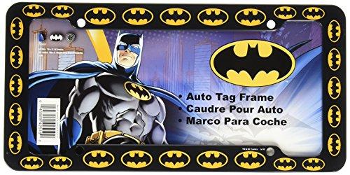 CHROMA 42519 Black Batman Plastic Frame -