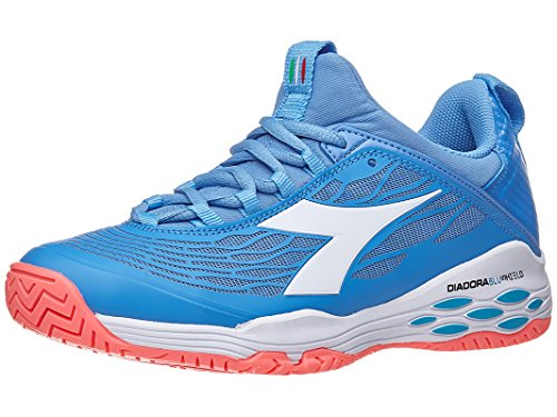 Diadora Speed Blushield Fly AG Womens Tennis Shoe (8)