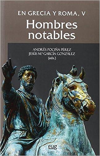 En Grecia Y Roma V. Hombres Notables (En coedición con la