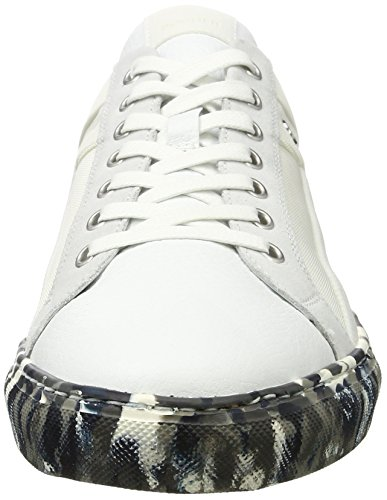 Bogner Uomo Bianco 14b Sneaker Nizza ORTHqOgx